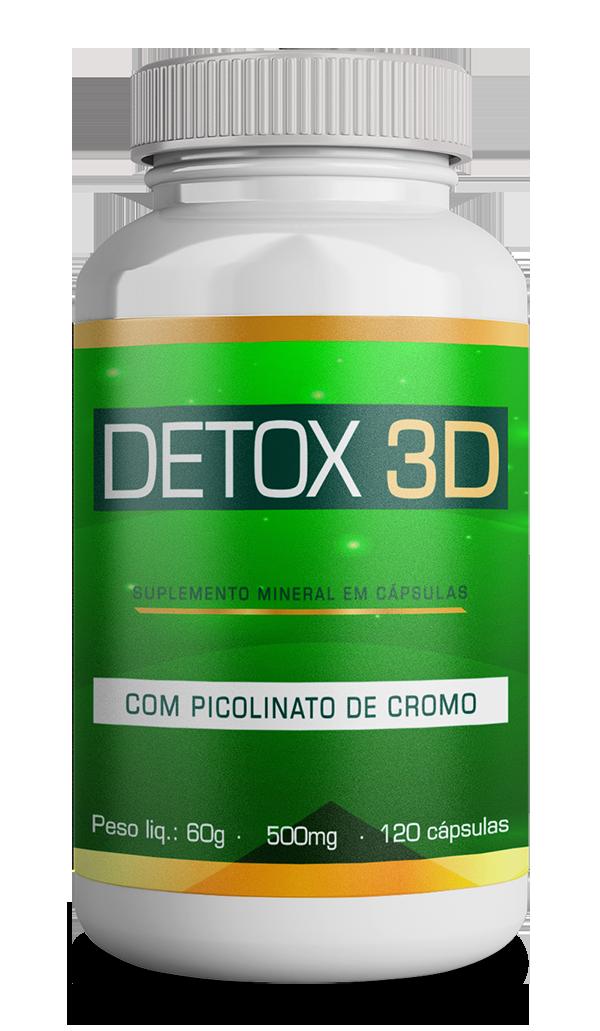 Preço do Detox 3D