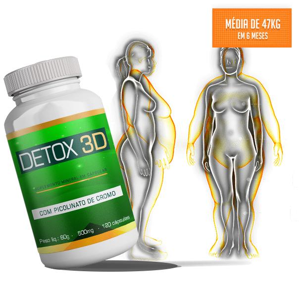 Bula do Detox 3D